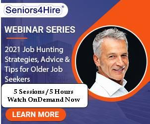 Job Hunting Strategies, Advice & Tips for Older Job Seekers